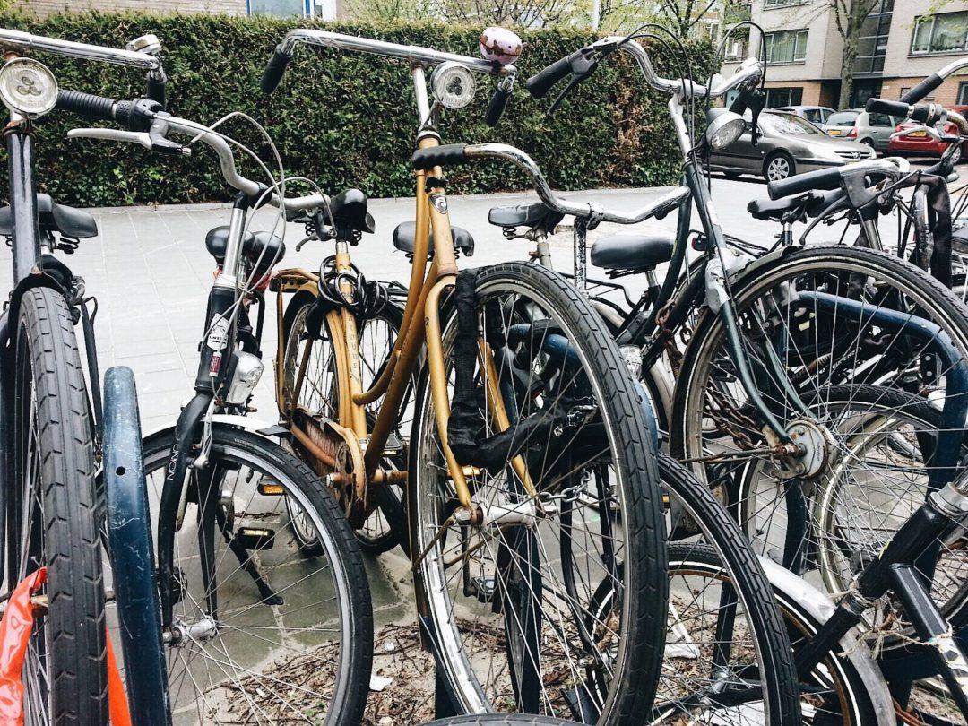 roubaram minha bike