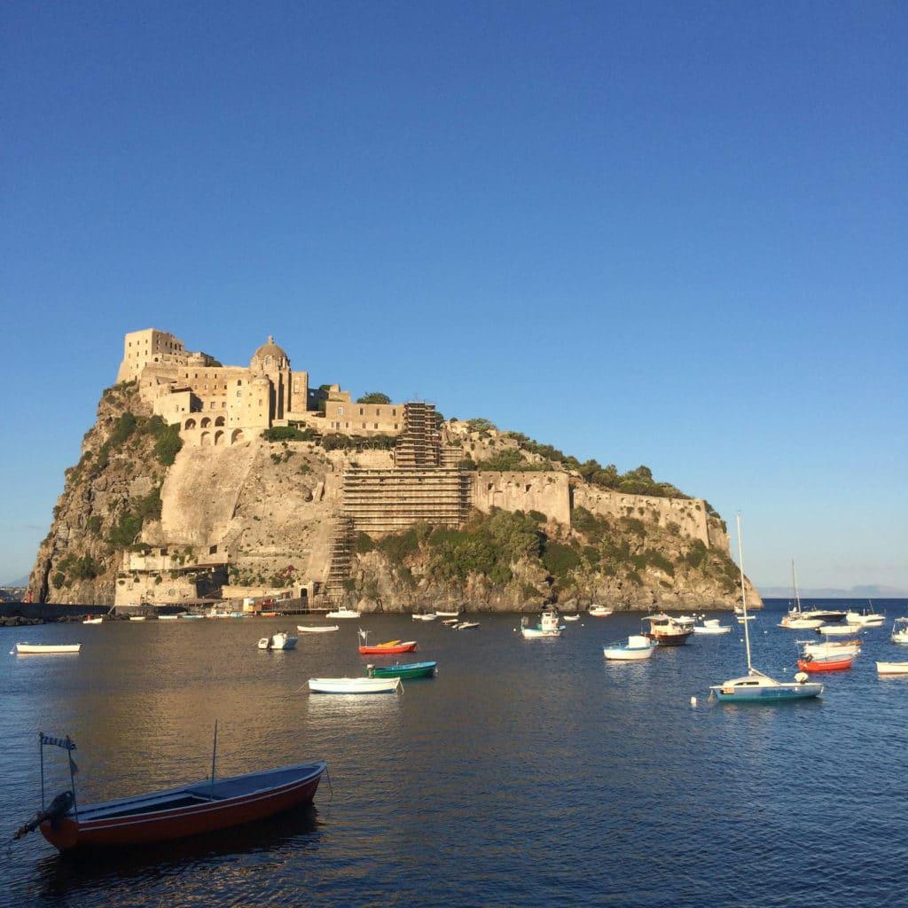 castelo aragonesi