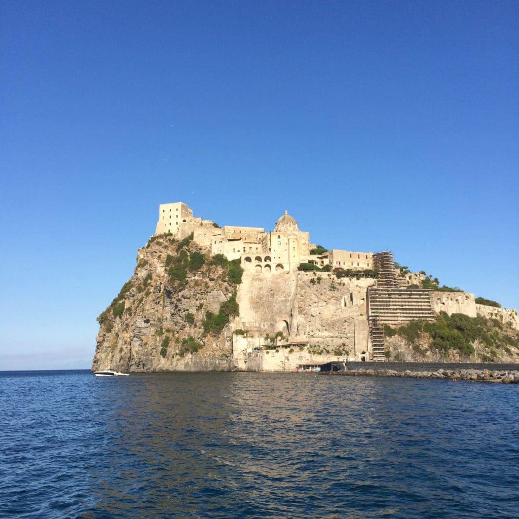 ilha ischia aragonesi