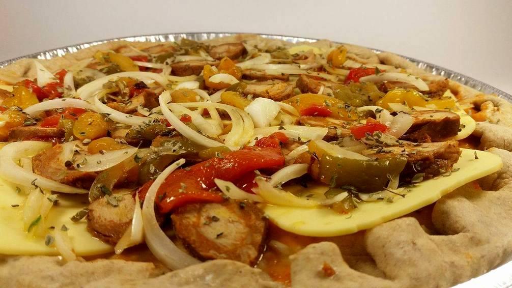 pizza 2 - chez vegan