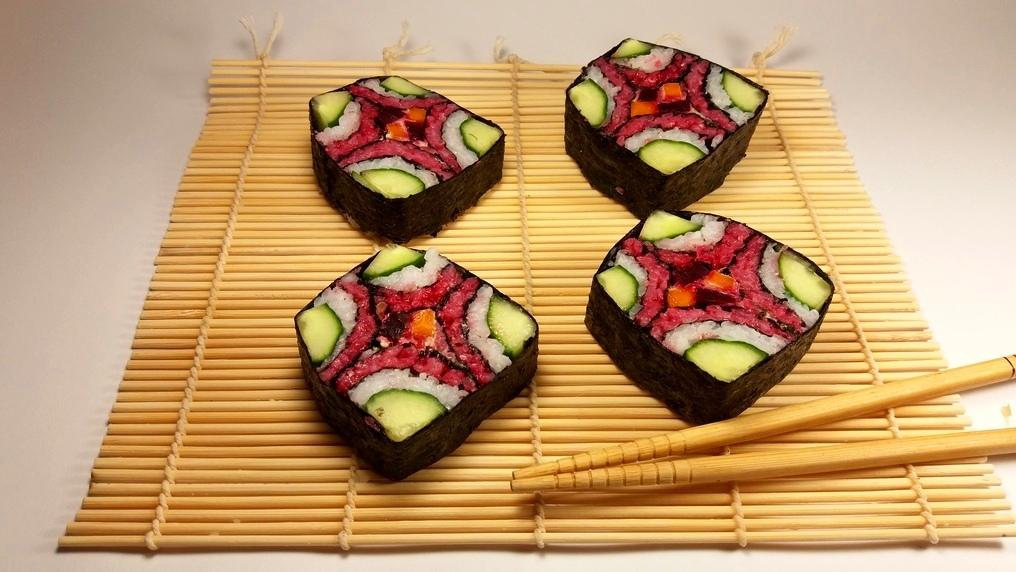 sushi - chez vegan